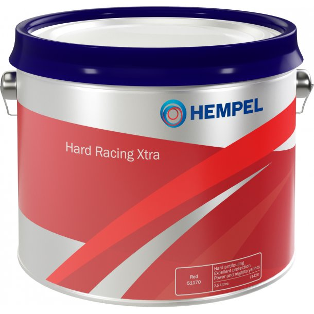 Hard Racing XTRA sort 19990 2.5 ltr.