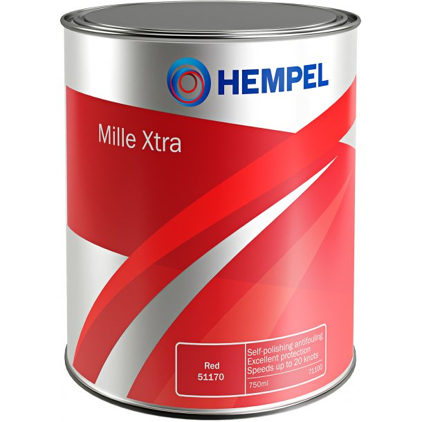 Mille XTRA rød 51170 750ml