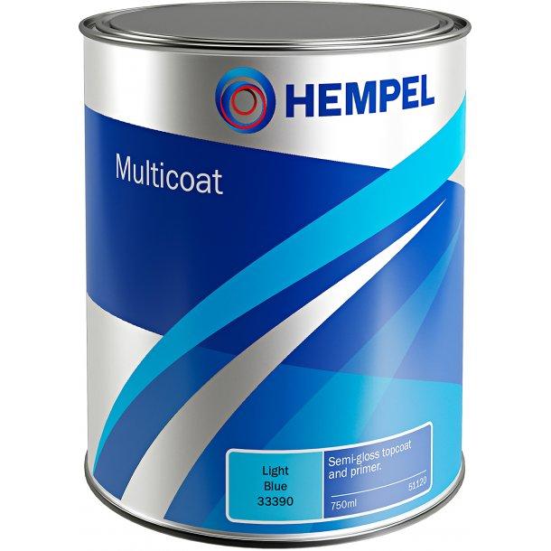 Multicoat (Farvolin) lys blå 33390 750ml