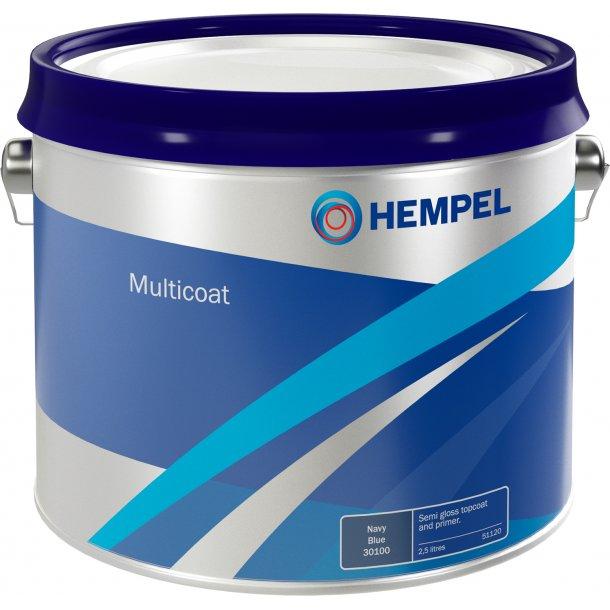 Multicoat (Farvolin) lys blå 33390 2.5 l