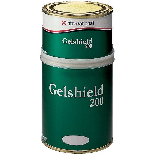 Gelshield 200 grøn 750ml sæt