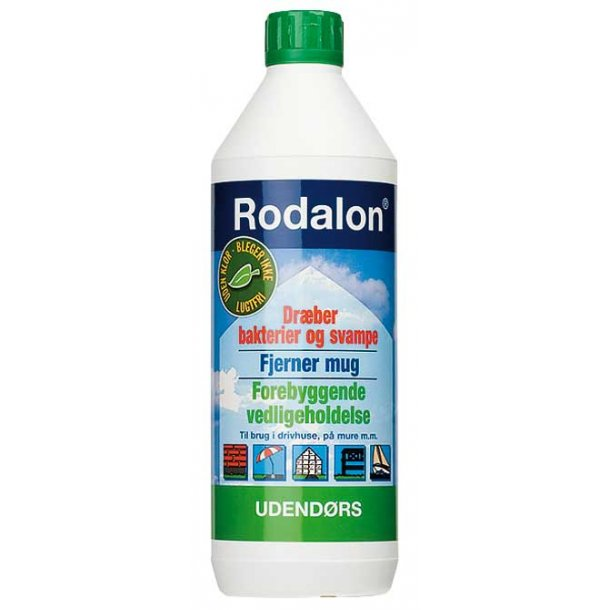 Rodalon udendørs Grøn