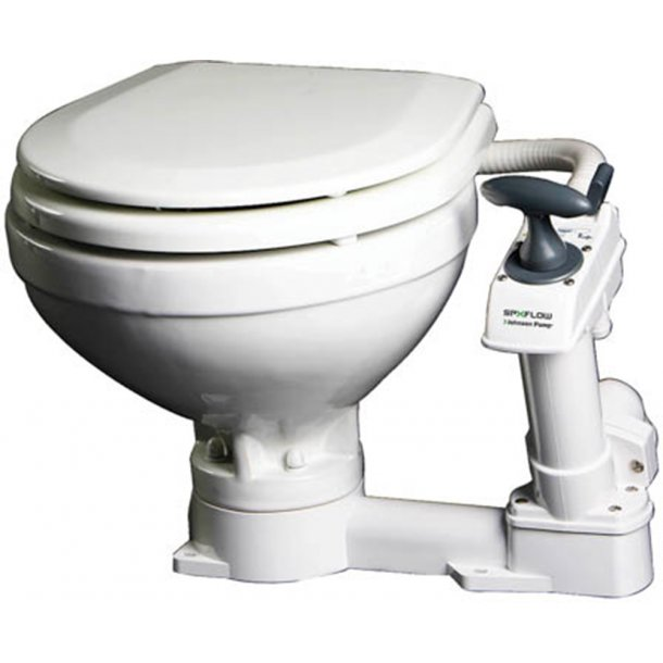 JOHNSON toilet Compact manuelt