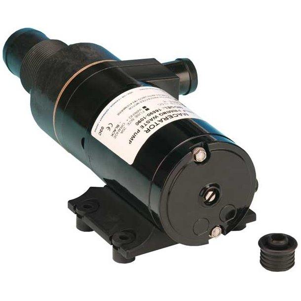 JABSCO pumpe model MAC 900 12v