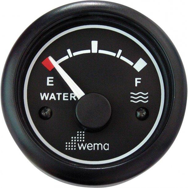 Wema vandtankmåler STD. 0-190 ohm