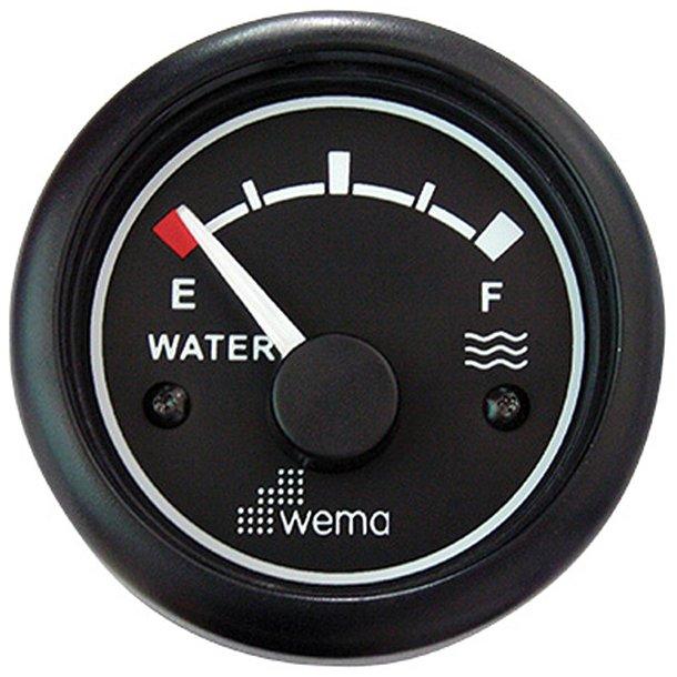 Wema vandtankmåler STD. 240-30 ohm